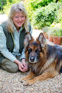 susan-and-dog
