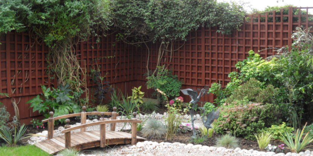 Plain to Pretty Garden