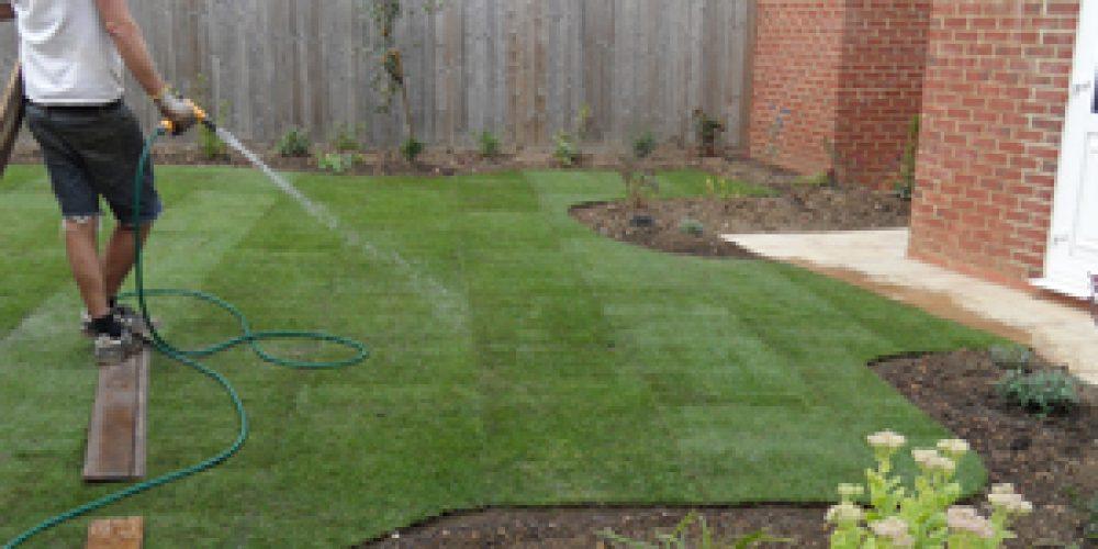 New Garden On Clay