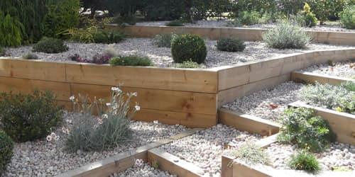 low manitenance terrace garden